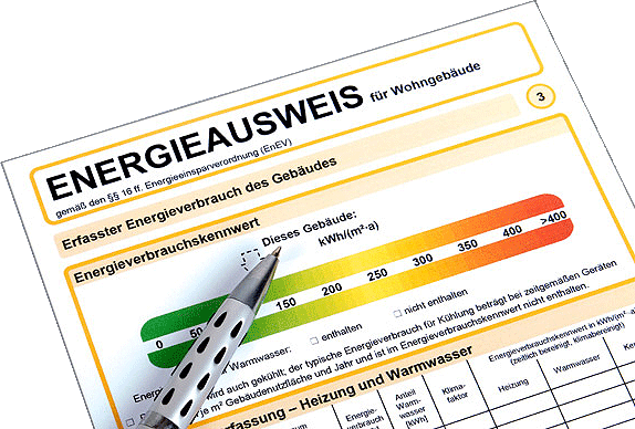 Service: Energieausweis - Jörg Bühre Immobilien e.K. Bad Lauterberg