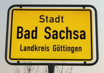 Ruhig, aber zentral und mit Traumblick in den Südharz: 2 Zimmer Eigentumswohnung in Bad Sachsa ! ;-), 37441 Bad Sachsa, Etagenwohnung