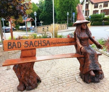 Verhext gemütliche, zentrumsnahe 2 Zimmer-Eigentumswohnung in Bad Sachsa im sonnigen Südharz ! ;-), 37441 Bad Sachsa, Etagenwohnung